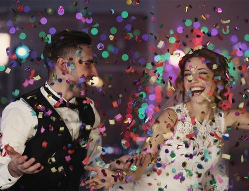 Machines à effets DJ pour votre mariage