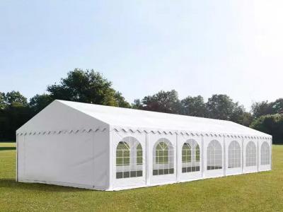 Location de tente de réception dans l'aube 6x14m
