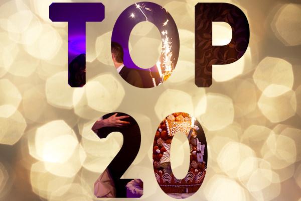 TOP 20 des musiques pour l'arrivée du gâteau de mariage