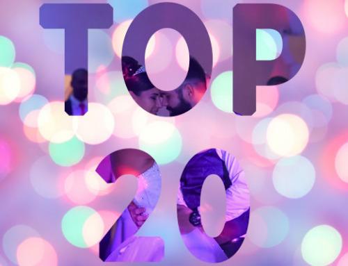 TOP 20 des musiques pour l'ouverture de bal de mariage