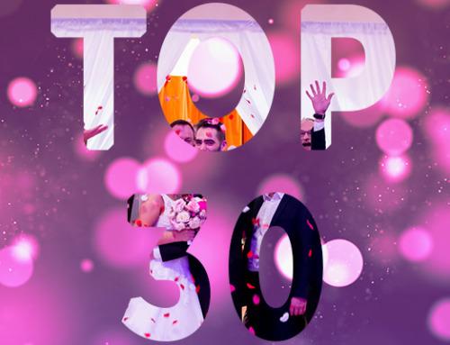 TOP 30 des musiques pour votre Entrée des Mariés