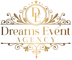 DJ Mariage Troyes | Dreams Event Agency Logo