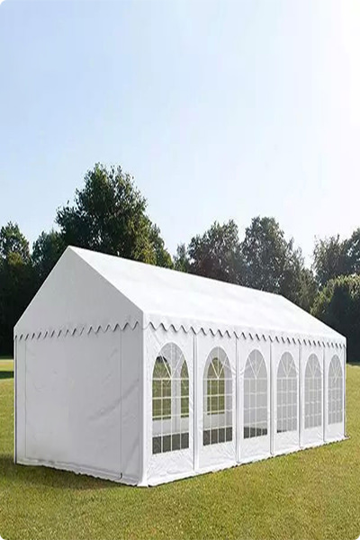 Location de tente de réception dans l'Aube